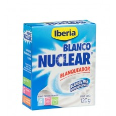 BLANCO NUCLEAR BLANQUEADOR BOX 6 MANO
