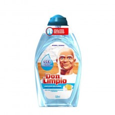 DON LIMPIO SUPERFICIES DELICADAS GEL LIQUIDO 520 ML