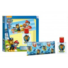 PAW PATROL SET EDT 30 ML. + ESTUCHE
