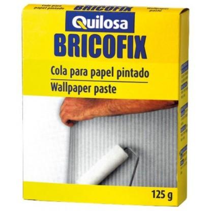 BRICOFIX COLA PAPEL PINTADO 125 GRS.