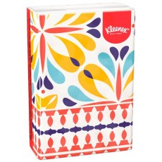 KLEENEX PAÑUELOS COLLECTION DECO 15 UDS