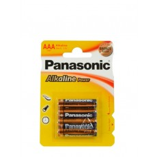 PANASONIC PILAS ALCALINAS LR03 POWER BLT