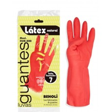 GUANTES INDUSTRIAL TALLA 8