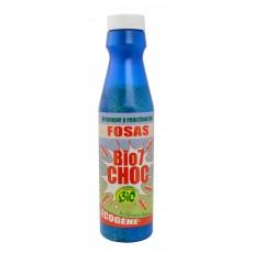 ECOGENE BIO-7 CHOC FOSAS SEPTICAS 375 ML