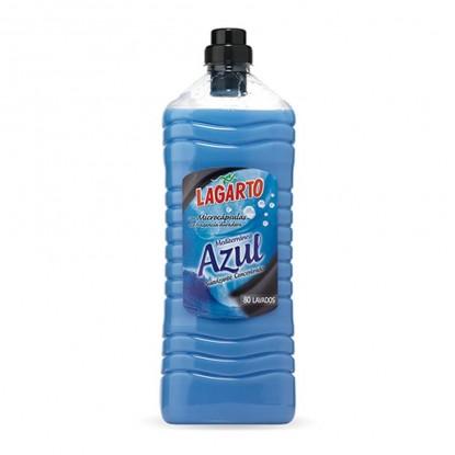 LAGARTO SUAVIZANTE CONCENTRADO AZUL 80 LV.