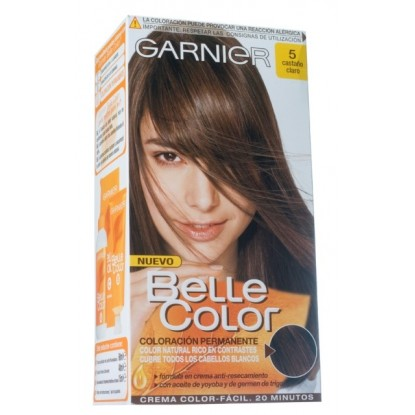 BELLE·COLOR 5 CASTAÑO CLARO