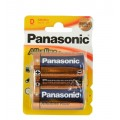 PANASONIC PILAS ALCALINAS LR20 POWER BLT