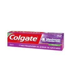 COLGATE 75 ML. MAXIMUM