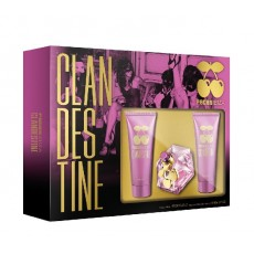 PACHA IBIZA CLAND.WOMAN EDT80VP+BODY+GEL