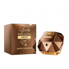 1 MILLION LADY PRIVE P.RABANNE EDP 080VA