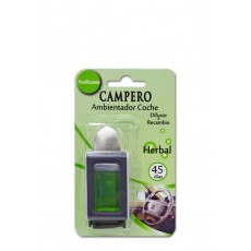 CAMPERO COCHE USAR&TIRAR HERBAL 45 DIAS