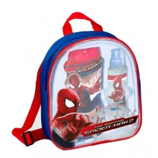 SPIDERMAN EDT 200+GEL 475 MOCHILA