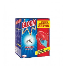 BLOOM APARATO ELECTRICO PASTILLA + 10 PASTILLAS