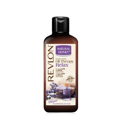 NATURAL HONEY GEL THERAPY RELAX 650 ML