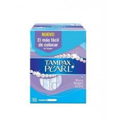 TAMPAX PEARL LITES 18 UDS.