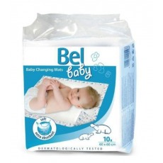 BEL BABY CUBRECAMAS INFANTILES 10 UDS