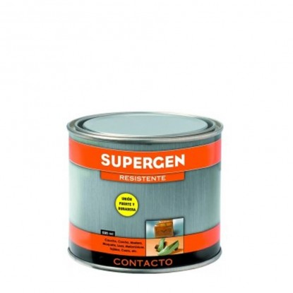 SUPERGEN CONTACTO 500 GR