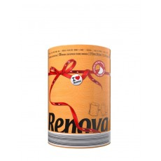 RENOVA RED LABEL PAPEL COCINA 1U. ORANGE
