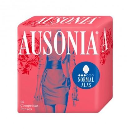 AUSONIA AIR DRY NORMAL ALAS 14 UDS