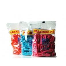 NEOLAR PINZAS MAXIMOLAS 50 UDS PLASTICO
