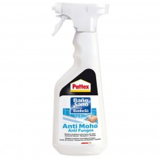 PATTEX PISTOLA ANTIMOHO 500+250ML GRATIS