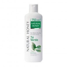 NATURAL HONEY GEL TE VERDE 650 ML.