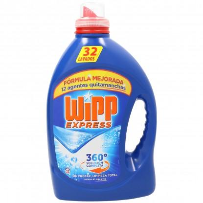 WIPP EXPRESS GEL 32+35% GRATIS (43LV)