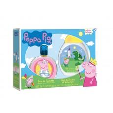 PEPPA PIG EDT 100 ML + GEL 300 ML