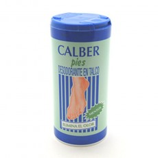 CALBER TALCO PIES DEO. FUNGICIDA 100 GR.