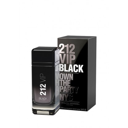 CAROLINA HERRERA 212 VIP BLACK EDP 100 VAPO