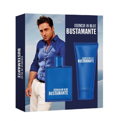 BUSTAMANTE ESENCIA IN BLUE EDT 100VP+ASB