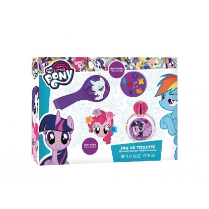 MY LITTLE PONY EDT 30 ML + ACCESORIOS