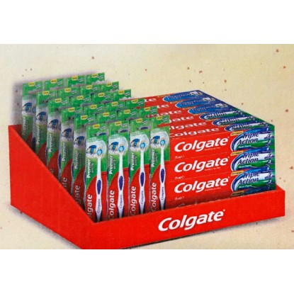 COLGATE LOTE DENTAL 48 UDS.