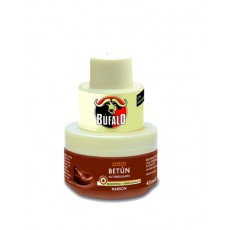 BUFALO TARRO AUTOBRILLANTE 40 ML. MARRON