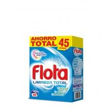 FLOTA DETERGENTE 45 LAVADOS