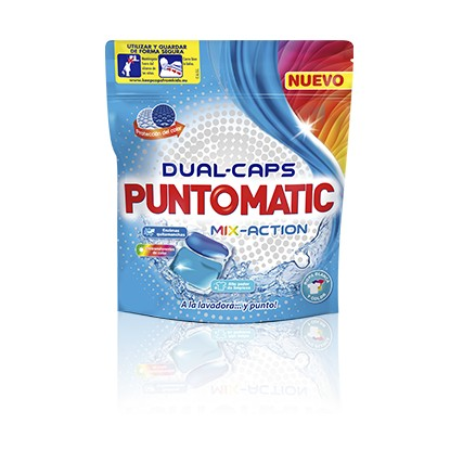 PUNTOMATIC CAPSULAS 12 UDS. MIX-ACTION