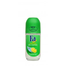 fa desodorante rollon caribean lemon 50 ml