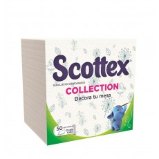 SCOTTEX SERVILLETAS COLLECTION PRECIO ESPECIAL