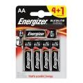 ENERGIZER PILAS LR6 BLISTER 4 + 1 GRATIS