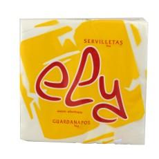 ELY SERVILLETAS 30 x 30 1 CAPA 70 UDS