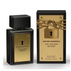 A.B. THE SECRET GOLDEN EDT 050 VAPO
