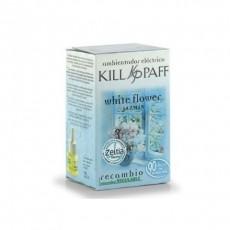 KILL-PAFF RECAMBIO WHITE FLOWER JAZMIN 25 ML.