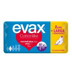 EVAX COTTONLIKE NORMAL PLUS 28 UDS