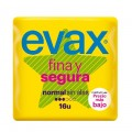 EVAX FINA & SEGURA NORMAL 16 UDS