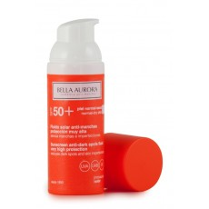BELLA AURORA SOLAR 50 ML FLUIDO ANTI MANCHAS NORMAL / SECA F50+