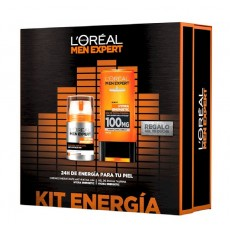 L'OREAL MEN EXPERT SET HYDRA ENERGETIC + GEL DUCHA