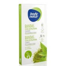 BODY NATUR BANDA CORPORAL NORMAL/SECA 16 UDS
