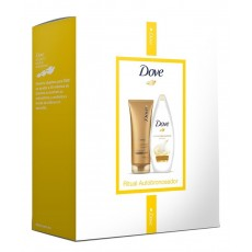 DOVE PACK AUTOBRONCEADOR + GEL ARGAN