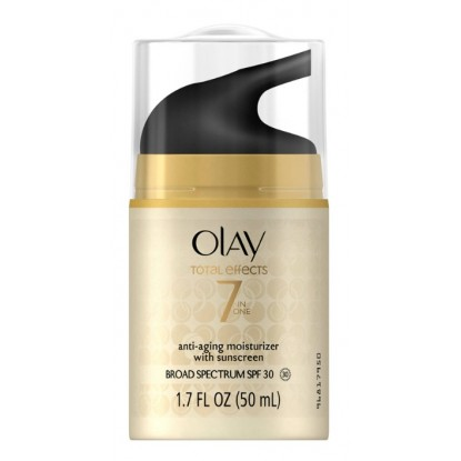 OLAY TOTAL EFECTS CREMA HIDRATANTE DIA SPF-30 50 ML