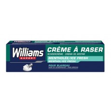 WILLIAMS CREMA AFEITAR 100 ML. MENTOL